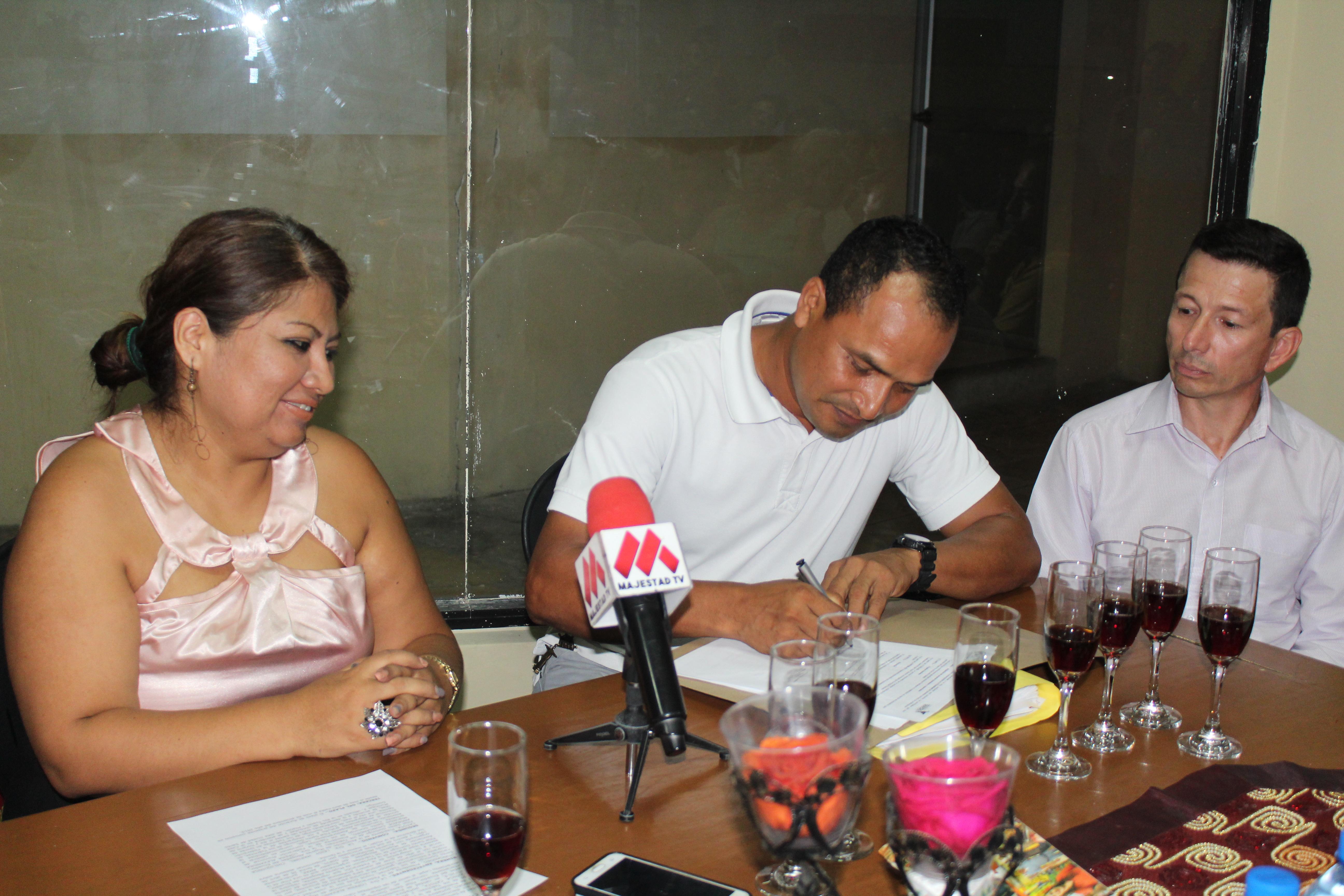 Se firma convenio de cooperación para la exigibilidad de Derechos