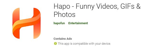 Oportunidade [Provado] Hapo - iOS/Android - Ganha Bitcoin - (Actualizado em Abril de 2019) Hapo
