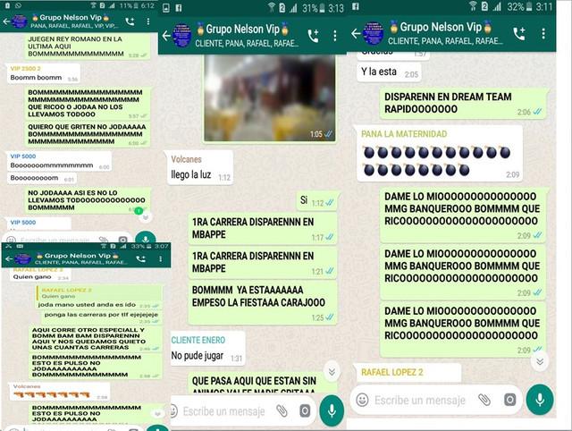HIPISMO »» INFORMACION EXCLUSIVAMENTE PARA LOS DIASSABADO Y DOMINGO PARA EL HIPODROMO LA RINCONADA  Boom
