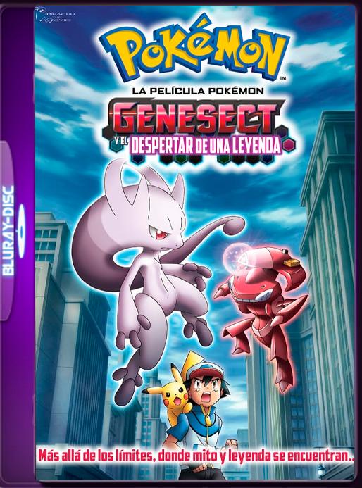 Pokémon: Genesect y el despertar de una leyenda (2013) 60fps LAT-JAP (GoogleDrive) OROCHIMARU69