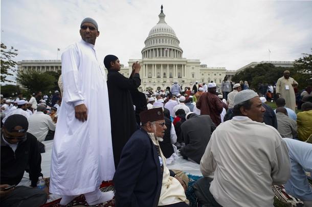 تقرير يصدم ترامب قبل رحيله: تصاعد قوة المسلمين في امريكا