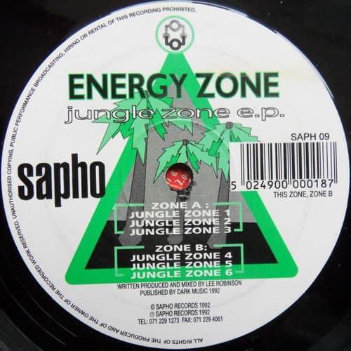 Download Energy Zone - Jungle Zone EP mp3