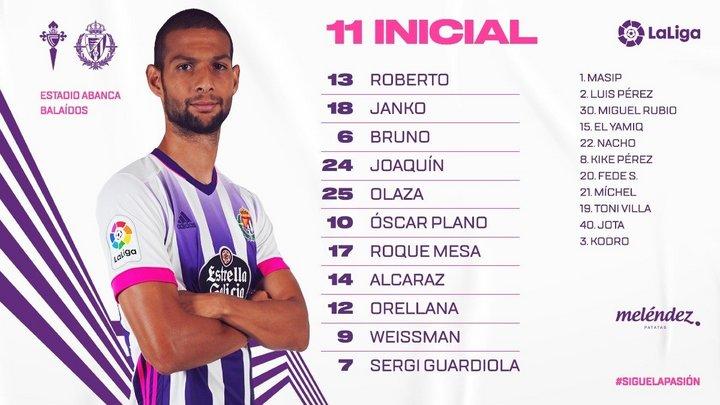 Real Club Celta de Vigo - Real Valladolid C.F. Domingo 28 de Febrero. 14:00 20210228-124650
