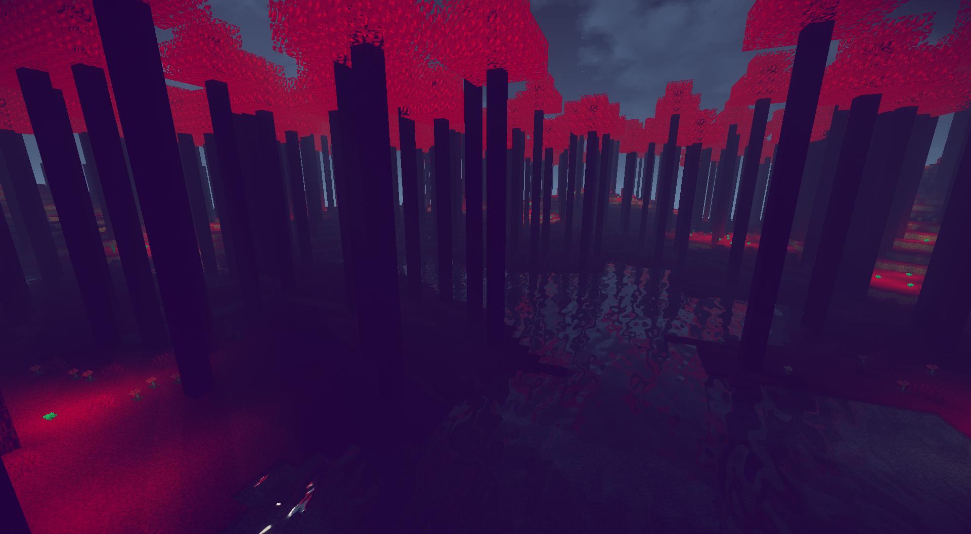 The Crimson Jungle