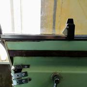 Improved Invacar door to window frame weatherproofing