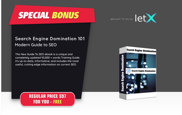 Search Engine Domination 101 - Modern Guide to SEO