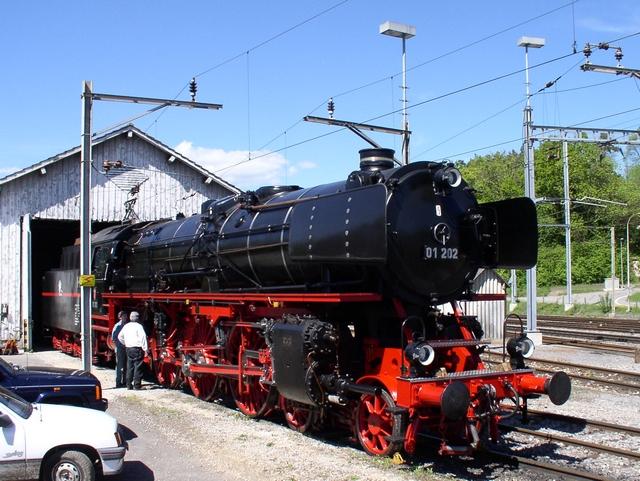 231 ex DB sé&rie 01-202 édition musée Lyss-mai-2003-055-R640