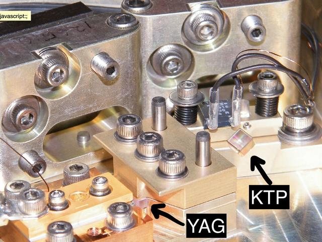 YAG-KTP-DPSS