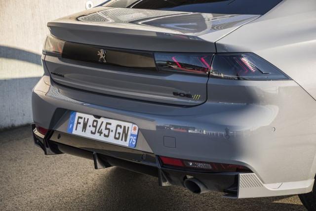 2018- [Peugeot] 508 II [R82/R83] E55-DC412-F6-F8-415-D-878-C-8-AF9-EEB32-F48