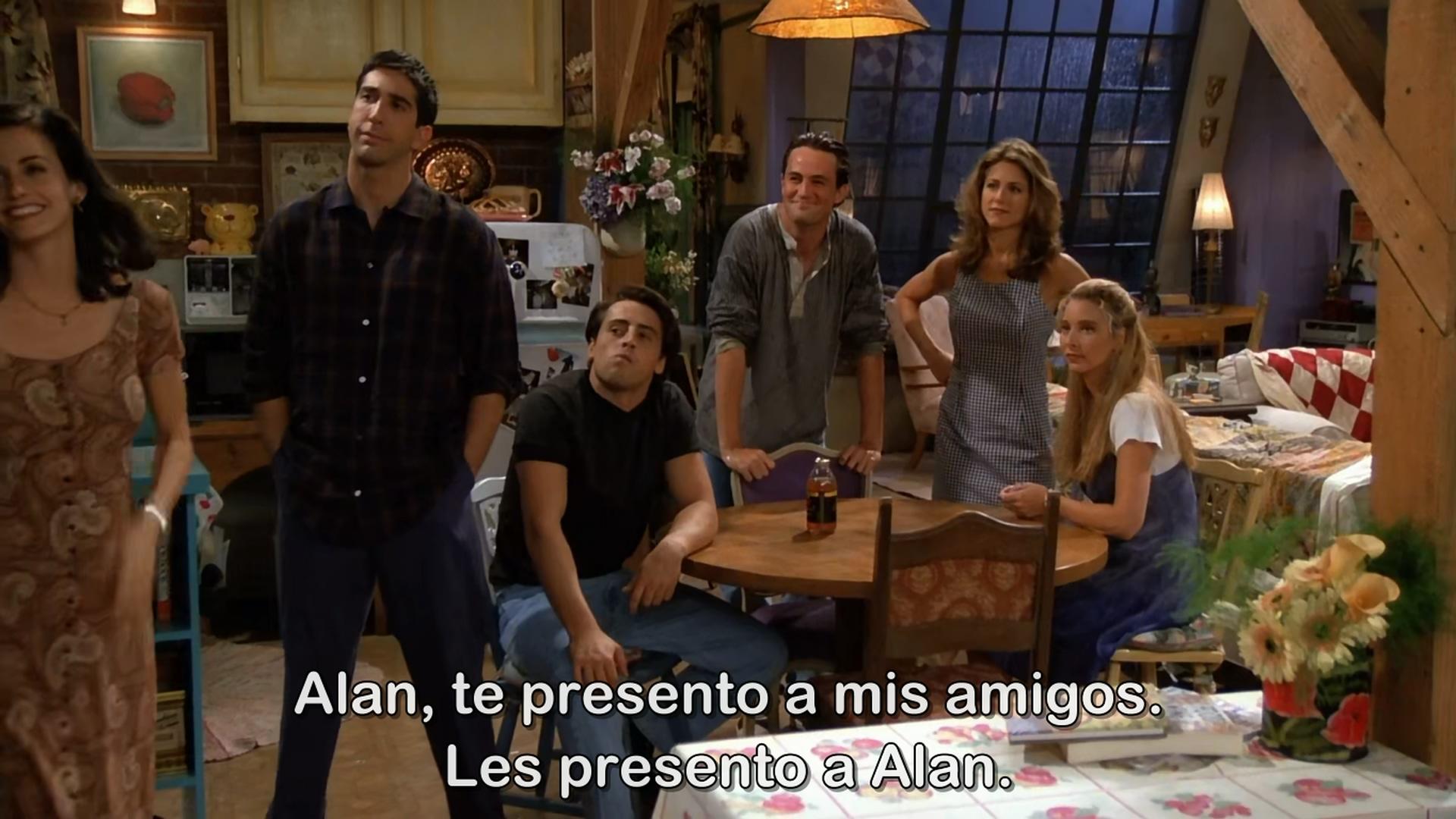 Friends Season 1 x265 10Bits 1080p Dual