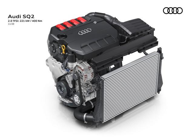 Voiture de sport compacte d'exception : Audi donne à l'Audi SQ2 un design encore plus abouti A208394-medium