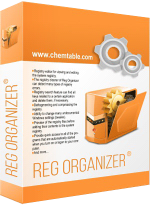 Reg Organizer 8.30 Beta 1 (RU/ML)