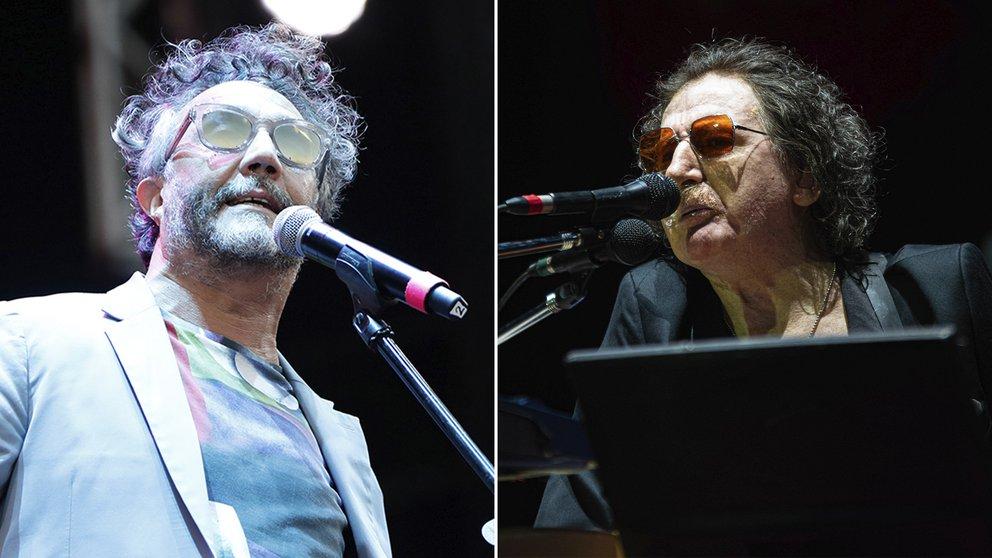 Fito Páez hará su gran homenaje a Charly en el Teatro Colón: El espectáculo podrá seguirse por streaming