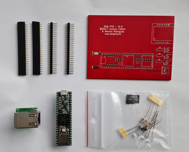Only PCB Components Kit