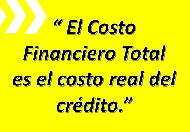 Costo Financiero Total