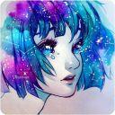 Avatar-Dessin-Fille-Galaxie