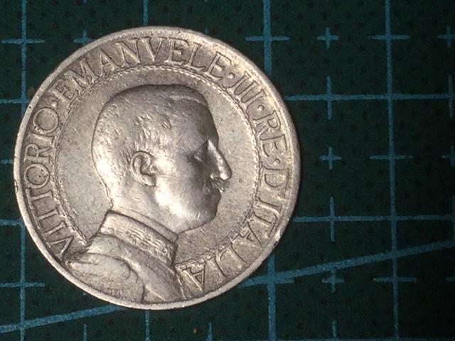 Lira de 1910. Italia. Víctor Manuel III. 44-B87810-52-E4-49-F4-A843-7-F1-A4113058-C
