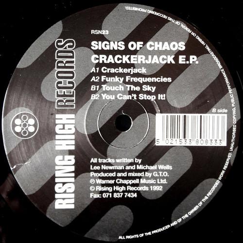 Signs Of Chaos - Crackerjack E.P.