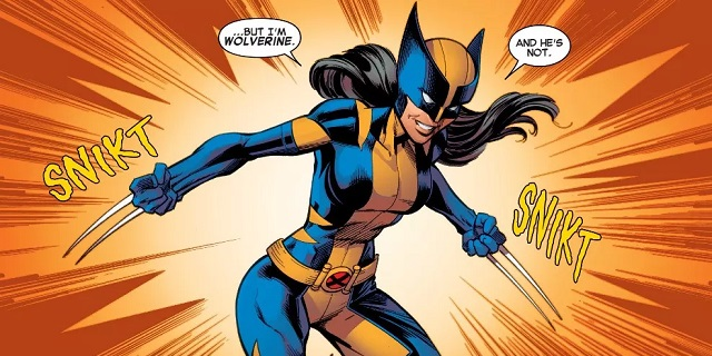 Wolverine-Female