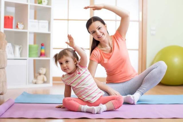 6 Manfaat Aktivitas Fisik Pagi Untuk Anak Kecil