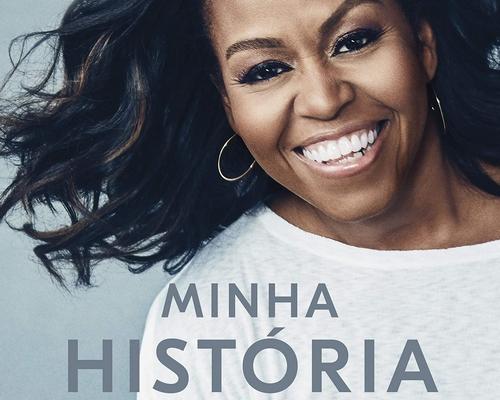 @editoraseguinte lançará em março o livro de Michelle Obama adaptado para os jovens