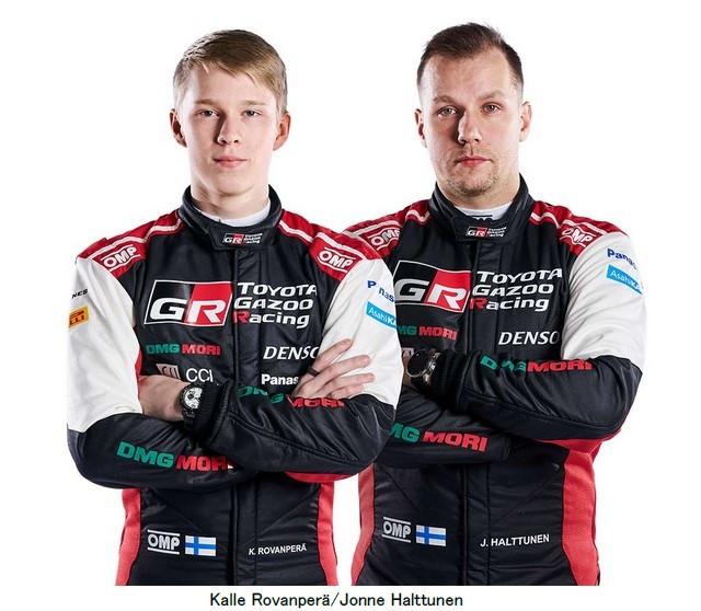 Rallye de Croatie : un nouveau défi pour la Toyota Yaris WRC Kalle-Rovanpera-Jonne-Halttunen-210416