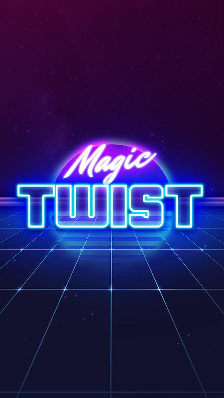Magic Twist: Twister Music Ball Game (MOD, Money)