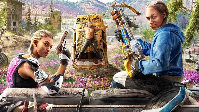 Как найти все MP3-плееры в Far Cry New Dawn и получить достижение «Меломан»