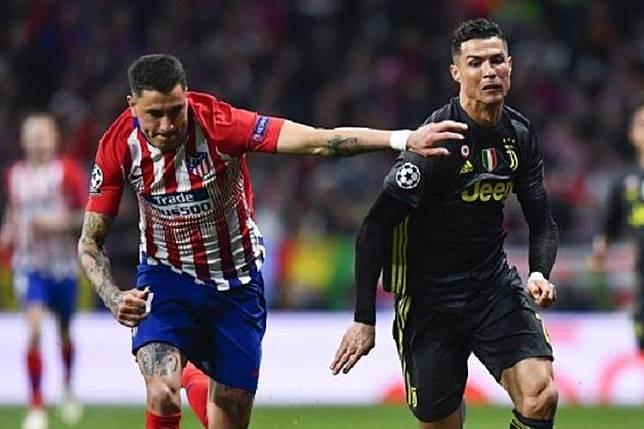 Prediksi Juventus Vs Atletico Madrid, Kutukan Ronaldo Berlanjut?