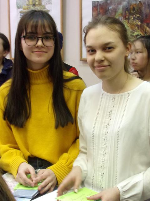 Юные художники ДШИ п.Первомайский - участники Краевого конкурса
