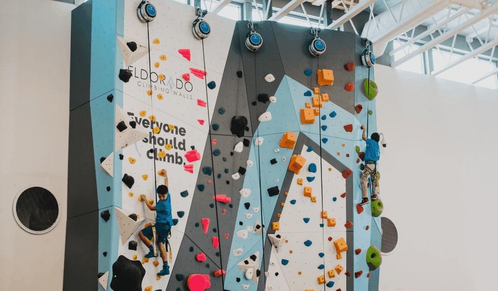 Outdoor Climbing Wall Sports Jersey