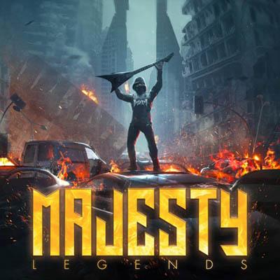Majesty - Legends (2019) mp3 320 kbps