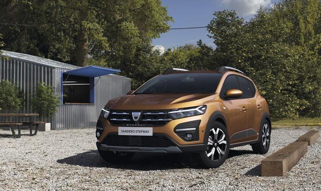 Nouvelle Sandero, Sandero Stepway Et Logan : Dacia Redéfinit L'automobile Essentielle Et Contemporaine 2020-Nouvelle-Dacia-SANDERO-STEPWAY