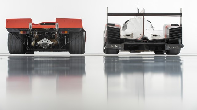 Porsche réuni six prototypes vainqueurs au classement général au Mans S20-4249-fine