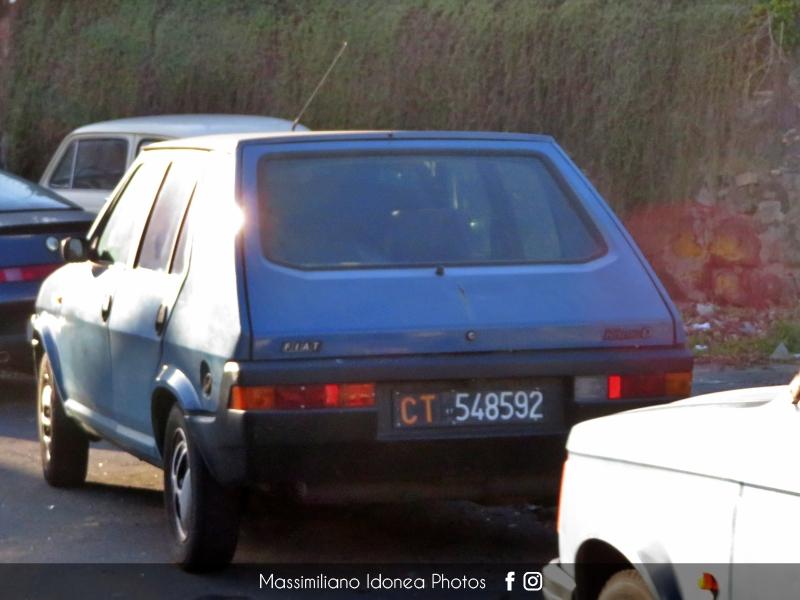 avvistamenti auto storiche - Pagina 39 Fiat-Ritmo-D-1-7-56cv-81-CT548592-1