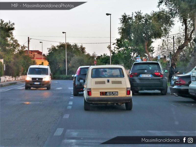 avvistamenti auto storiche - Pagina 23 Fiat-126-650-23cv-83-CT615706