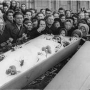 Dyatlov pass funerals 9 march 1959 37