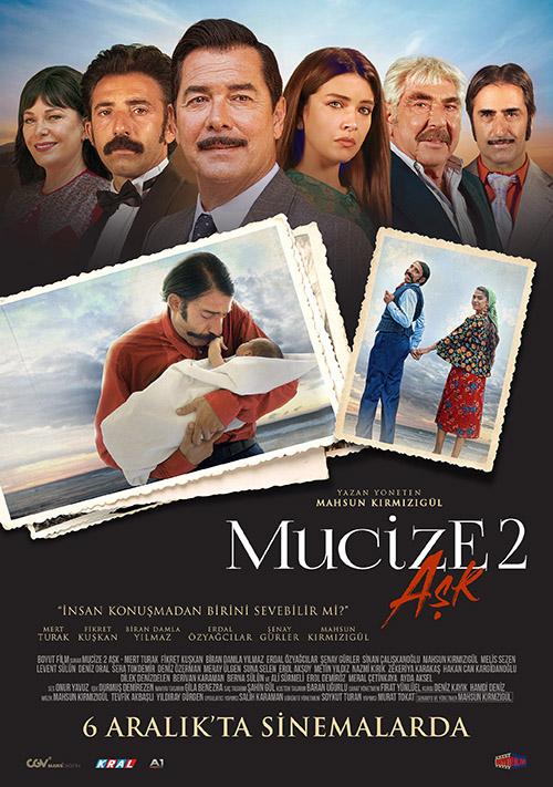 Mucize 2: Aşk | 2019 | Yerli Film | WEB-DL | XviD | Sansürsüz | 720p - 1080p - m720p - m1080p | WEB-DL | Tek Link