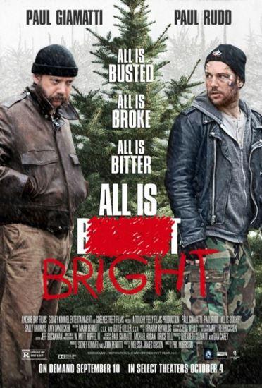 Prawie święta / All Is Bright (2013) PL.BRRip.XviD-GR4PE | Lektor PL