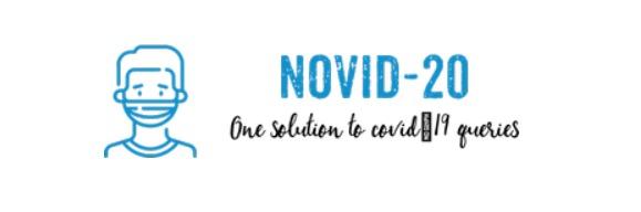 NOvid-20 Logo