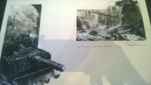Galerie Daniel Maghen [originaux Warhammer Battle & 40K] 19