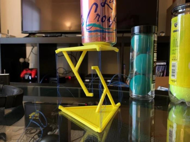 Impossible Table - Cool Things to 3D Print