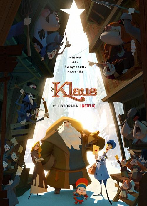 Klaus (2019) PLDUB.480p.WEB.x264-J / Dubbing PL