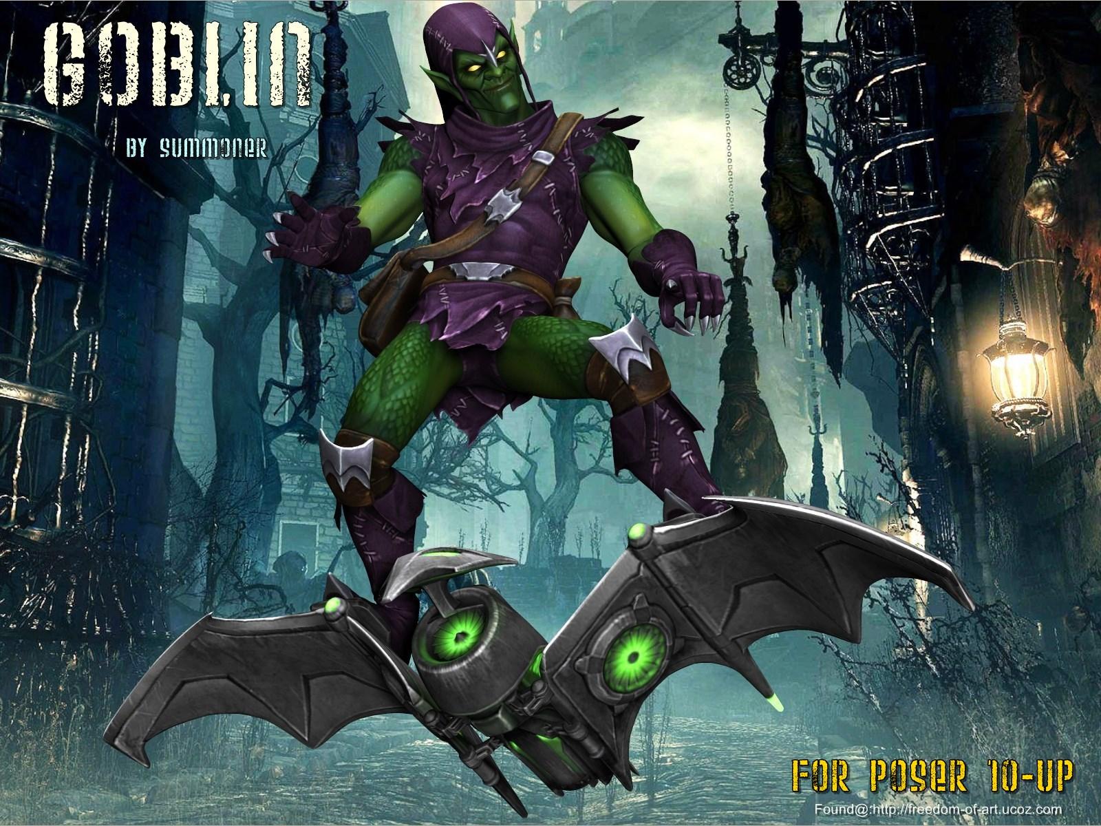 Summoner's Goblin