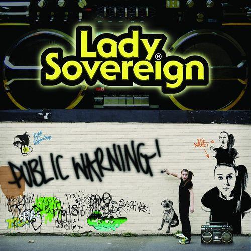 Lady Sovereign - Public Warning