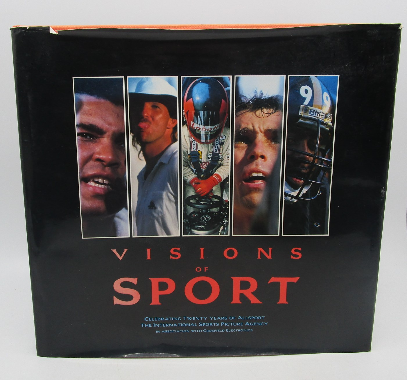 Image for Visions of Sport: Celebrating Twenty Years of Allsport, the International Sports Picture Agency in Association With Crosfield Electronics (Pelham practical sports) FIRST EDITION