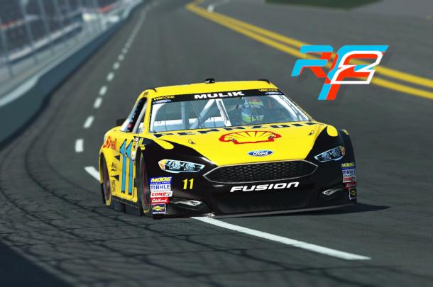VRC NASCAR 2021 - Round 3 - Daytona
