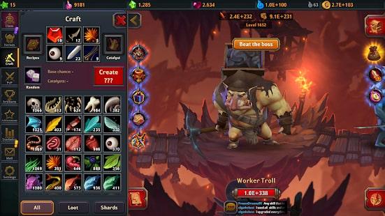 Dungeon Crusher: Soul Hunters 7