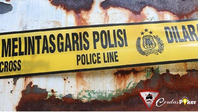 Serang Polisi Pakai Parang, Pengedar Narkoba Mati Ditembak