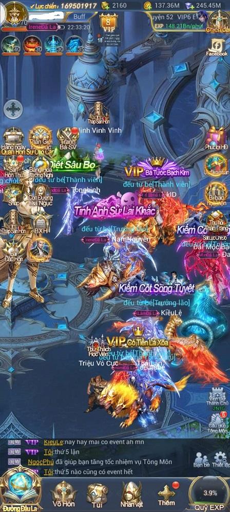 Xài hack Soul Land: Đấu La Đại Lục đúng quá tuyệt vời xài ngon quá 218117368-352702069783415-2082648133855801713-n